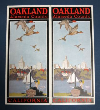 OAKLAND. California's Third Largest City. Alameda County, California. Maurice Logan