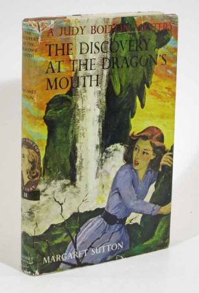 The DISCOVERY At The DRAGON'S MOUTH. Judy Bolton Mystery Series #31. Margaret Sutton