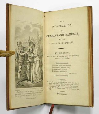 The PRESERVATION Of CHARLES And ISABELLA, or The Force of Friendship.