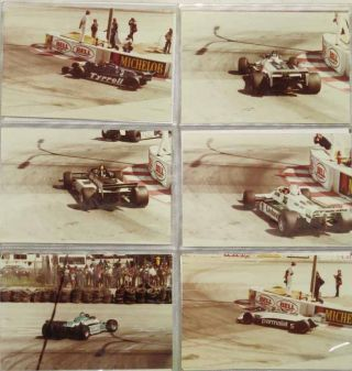 NASCAR WINSTON CUP STOCK CAR RACE - 1981 [accompanied by] GRAND PRIX WEST FORMULA ONE - 1981.