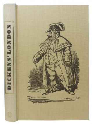 DICKENS' LONDON. Essays. Charles. 1812 - 1870 Dickens, Rosalind - Vallance