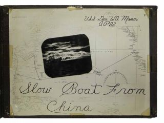 USS GENERAL WILLIAM A MANN (AP 112). Slow Boat From China.