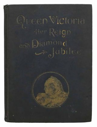QUEEN VICTORIA Her Reign and Diamond Jubilee. Salesman's Sample / Canvassing Book, Prof. Charles...