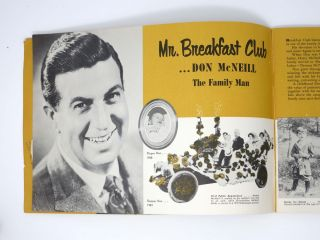 DON McNEILL And The BREAKFAST CLUB CELEBRATE 20 (Y)EARS Of CORN.