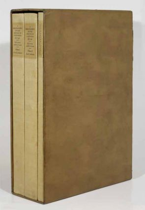 A BIBLIOGRAPHY of the HISTORY of CALIFORNIA 1510 - 1930. Robert Ernest Cowan, Robert Granniss Cowan.