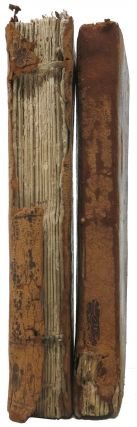 ENGLISH CIVIL WAR ERA JOURNALS / COMMONPLACE BOOKS. Rev. - Attributed to Warly, or Worly?