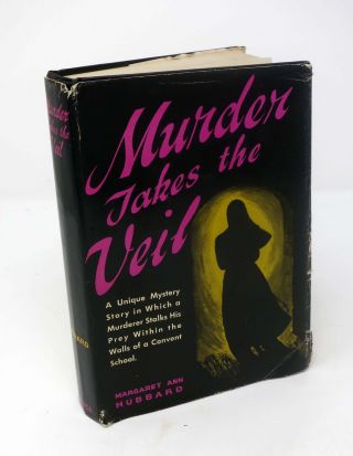 MURDER TAKES The VEIL. Margaret Ann Hubbard.