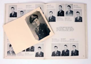 ARCHIVE Of WWII SERVICE RELATED ITEMS.