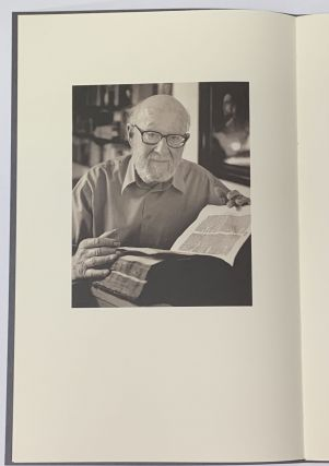 BERNARD M. ROSENTHAL. 5 May 1920 - 14 January 2017.; A Biographical and Bibliographical Account by Ian Jackson in the style of the Dictionnaire historique et critique of Pierre Bayle (1647 - 1706).