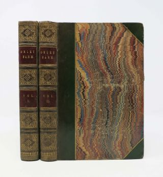 ORLEY FARM.; With Illustrations by J. E. Millais. In Two Volumes. Anthony Trollope, 1815 - 1882.