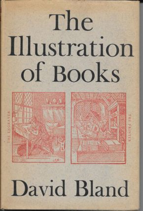 The ILLUSTRATION Of BOOKS. David Bland