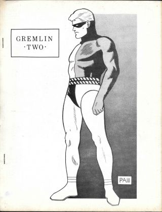 GREMLIN - TWO -; December 1970. Manthee Press No. 34. Gary - Brown.
