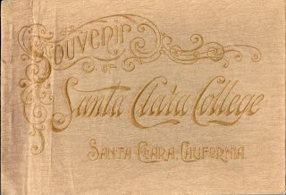 """NAZARETH"" [as published in] SOUVENIR GOLDEN JUBILEE SANTA CLARA COLLEGE. 1851. 1901. Santa Clara..."