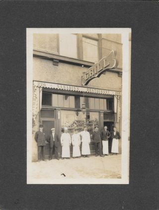 SABADIN'S OYSTER And GRILL ROOM. San Francisco / San Mateo Restaurant History, Michael -...