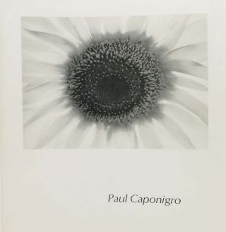 APERTURE MAGAZINE 13.1, 1967.; Paul Caponigro. Minor - White, 1908 - 1976