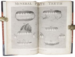 A DISSERTATION On ARTIFICIAL TEETH.; Evincing the Advantages of Teeth Made of Mineral Paste, Over Every Denomination of Animal Substance. To Which is Added, Advice to Mothers and Nurses, on the Prevention and Cure of Those Diseases Which Attend the First Dentition.