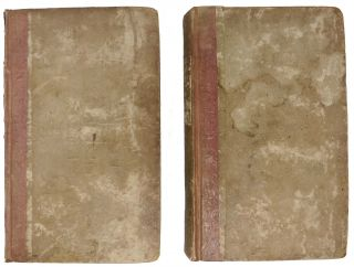 OLIVER TWIST, by Charles Dickens, (BOZ!); In Two Volumes.