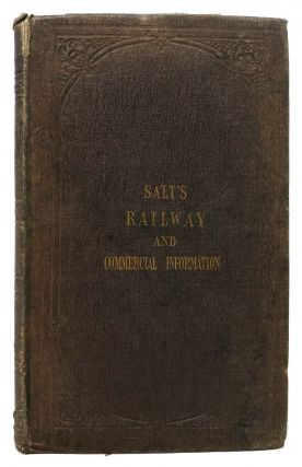 RAILWAY And COMMERCIAL INFORMATION. Samuel Salt