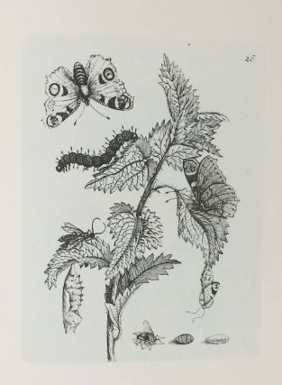 The WONDEROUS TRANSFORMATION Of CATERPILLARS.; Fifty Engravings Selected from ERUCARUM ORTUS (1718). With an Introduction by William T. Stern.