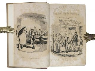 OLIVER TWIST; or, The Parish Boy's Progress. With Illustrations. Complete in One Volume.