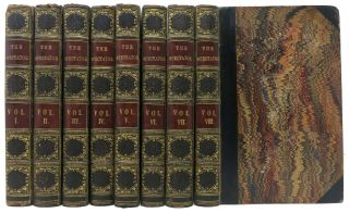 The SPECTATOR. In Eight Volumes.; New Edition, Carefully Corrected from the Originals, with Historical, Biographical, and Explanatory Notes, Contents, and a General Index. To Which are Prefixed, The Lives of the Authors.