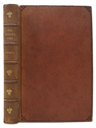 The EAGLE'S NEST.; Ten Lectures on the Relation of Natural Science to Art, Given Before the...