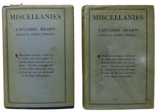 MISCELLANIES.; Articles and Stories Now First Collected by Albert Mordell.