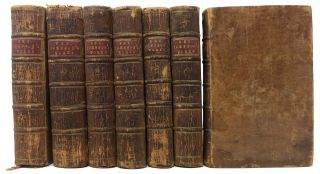 The WORKS Of BEN. JONSON. In Seven Volumes.; Collated with All the Former Editions, and Corrected; with Notes Critical and Explanatory.