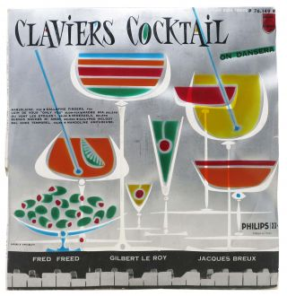 CLAVIERS COCKTAIL. Record/Vinyl