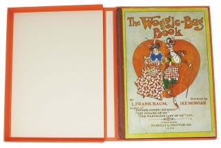 The WOGGLE - BUG BOOK.