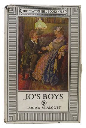 "JO'S BOYS And How They Turned Out.; A Sequel to ""Little Men"" Louisa M. Alcott"