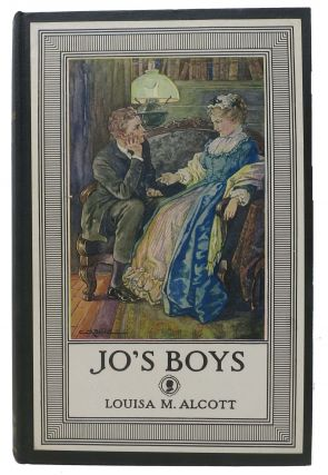 "JO'S BOYS And How They Turned Out.; A Sequel to ""Little Men""."