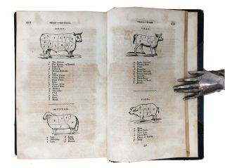 The AMERICAN SYSTEM Of COOKERY.; Comprising Every Variety of Information for Ordinary and Holiday Occasions.