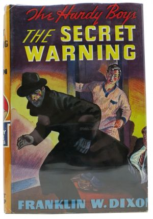 The SECRET WARNING. The Hardy Boys Mystery Series #17. Franklin W. Dixon