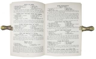 WARTIME CANNING And COOKING BOOK; Recipes that Save Points Nutrition Hints, Preserving