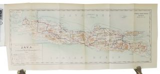 COME TO JAVA. 1922-23.; Issued by the Official Tourist Bureau - 18 Ryswyk-Weltevreden - Java -.