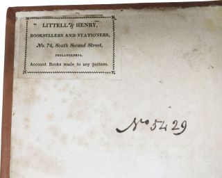 An EXAMINATION Of The NEW TARIFF Proposed by The Hon. Henry Baldwin, A Representative in Congress.; By One of the People