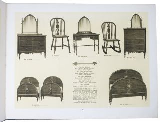 The LUCE FURNITURE COMPANY. Catalog Number 39.