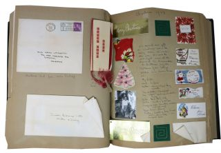 SCRAPBOOK - Amos Alonzo Stagg Senior High School. 1958 - 1960.
