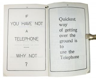 TELEPHONE DIRECTORY. San Francisco. Pacific States Telephone and Telegraph Company. October, - 1905.