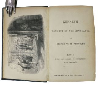 KENNETH: Romance of the Highlands. Part I [II].