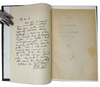 LETTERS From JOHN RUSKIN To ERNEST CHESNEAU. Edited by Thomas J. Wise.