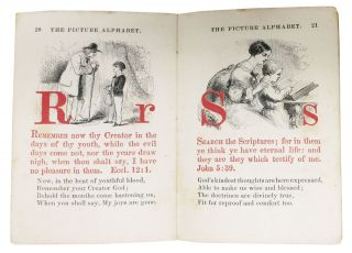 The PICTURE ALPHABET.; In Prose and Verse.