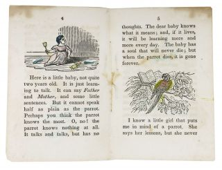 THE PARROT.; Written for the American Sunday-school Union, and revised by the Committee of Publication.