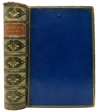 The MISCELLANEOUS WORKS Of OLIVER GOLDSMITH.; With Biographical Introduction By Professor Masson....