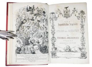 The INGOLDSBY LEGENDS: or Mirth & Marvels. In Two Volumes.; Edited, with Notes Introductory and Illustrative, by R. H. Dalton Barham.