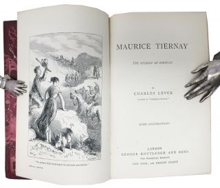 MAURICE TIERNAY.; The Solider of Fortune.