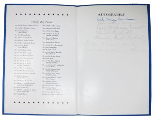 BLUE And GOLD - CLASS Of 1910.; Fortieth Reunion - 1950.