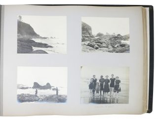 HOLMES FAMILY PHOTO ALBUM: KANSAS, NEW MEXICO, CALIFORNIA, OREGON, WASHINGTON.