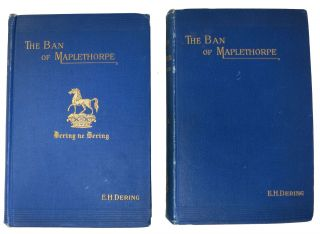 The BAN Of MAPLETHORPE.; With a Memoir of the Author.